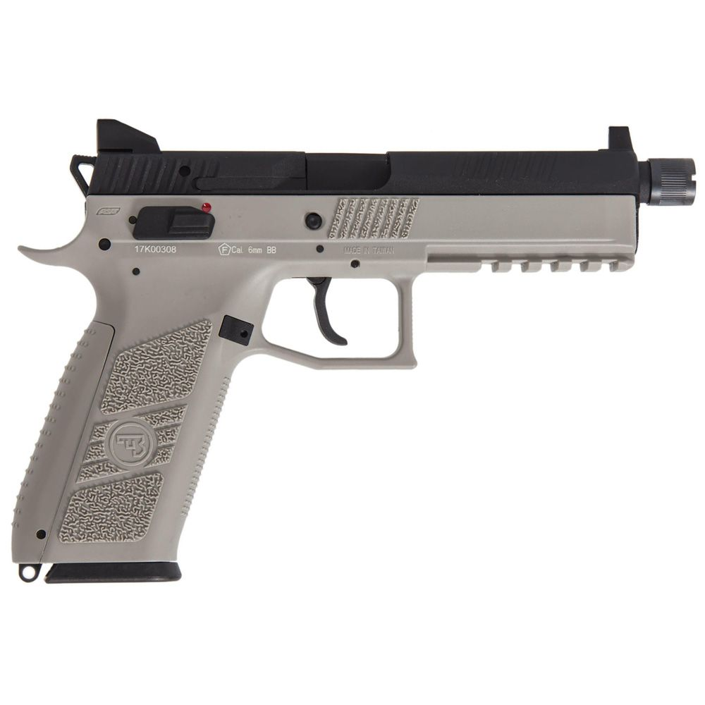 Asg Cz P 09 Blowback Airsoft Pistol Camouflage Ca