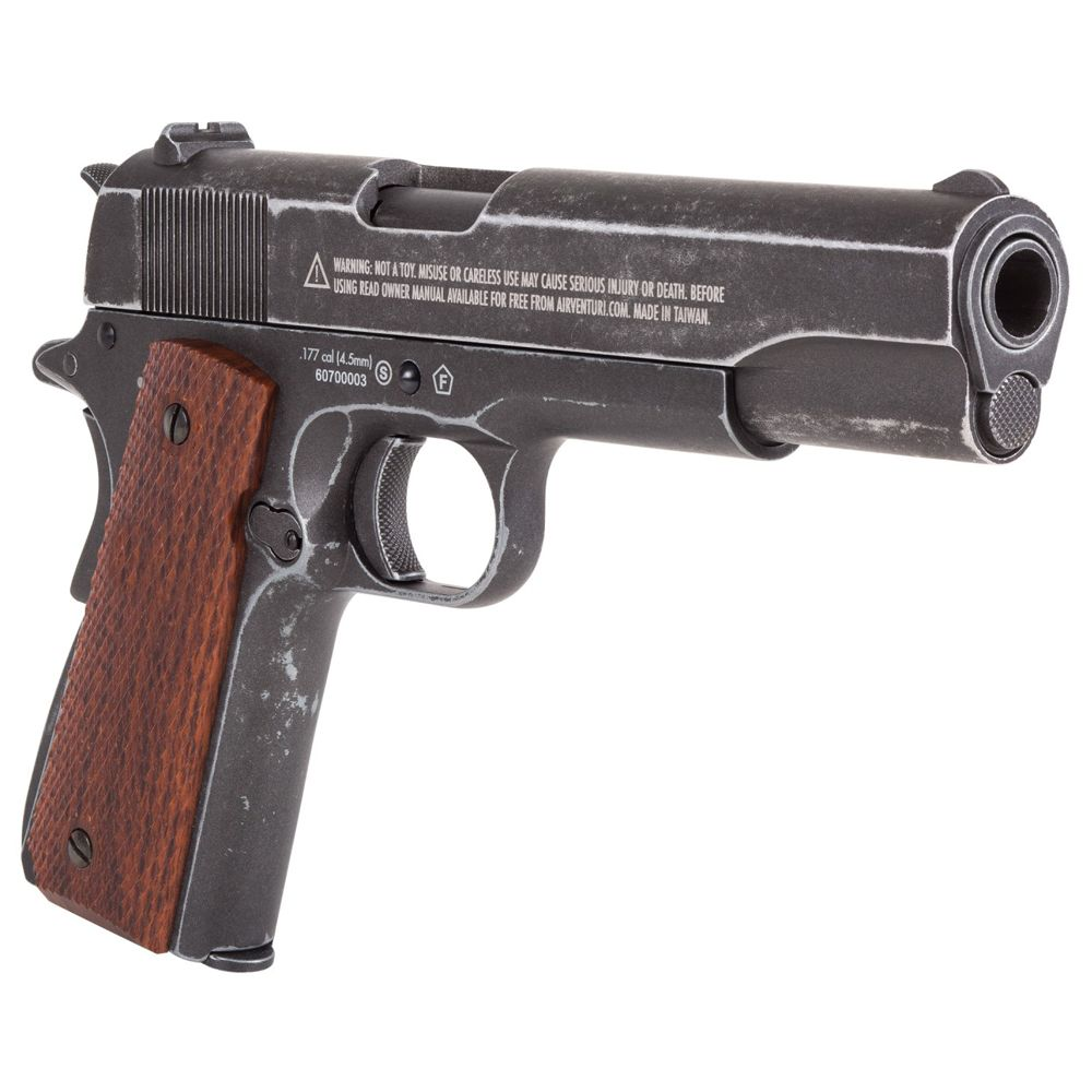 John Wayne 1911 Full Metal BB Pistol
