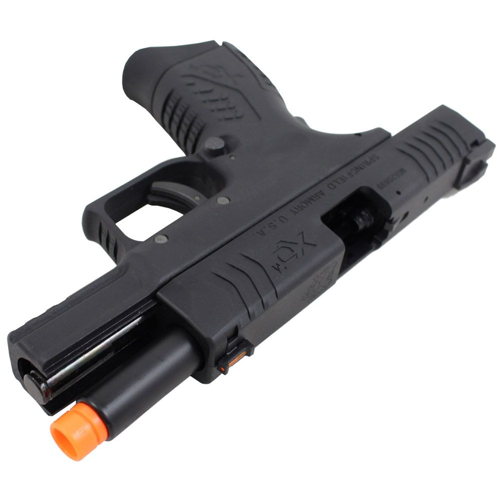 XDM 3 8 Inch 6mm Green Gas Airsoft BB Pistol