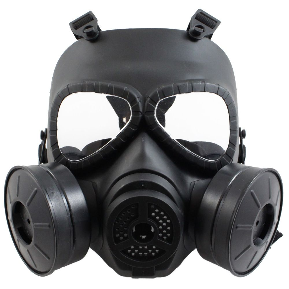 Gear Stock Full Face Airsoft Gas Mask | camouflage.ca