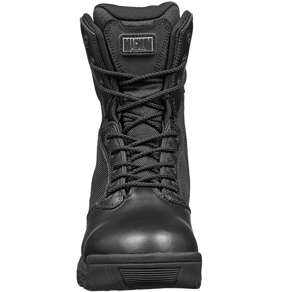 c734c2f5207 Magnum Stealth Force 8.0 Side Zip WPI CT CP Boot