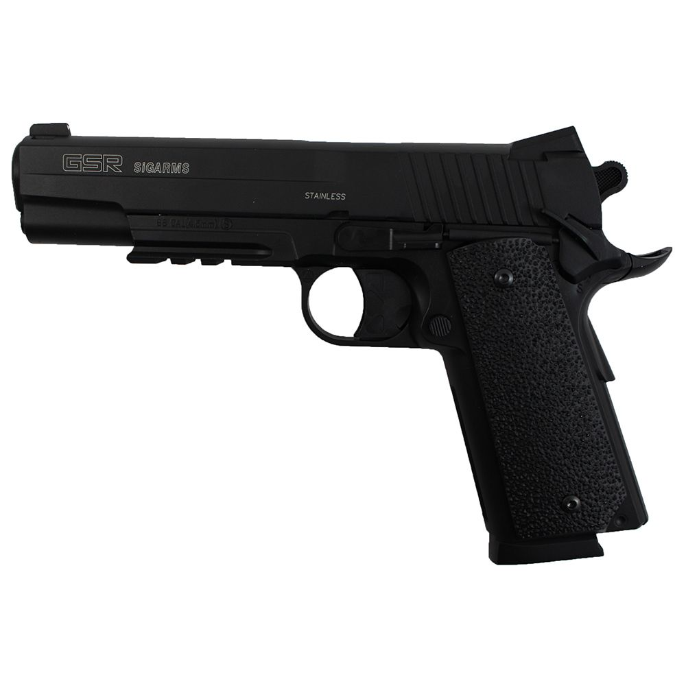Sig Sauer Gsr Sigarms Co2 Nbb Bb Pistol Camouflage Ca