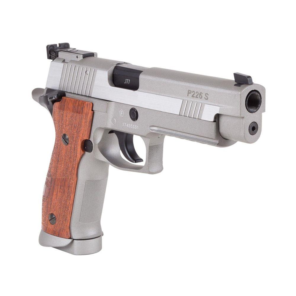 Sig Sauer P226 X-Five BB Pistol Full Metal Blowback ...