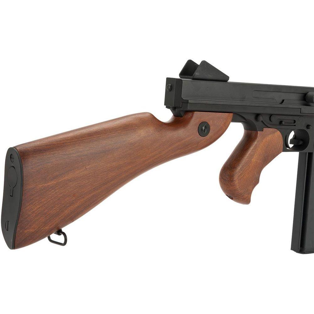 Thompson M1A1 Airsoft Submachine Gun