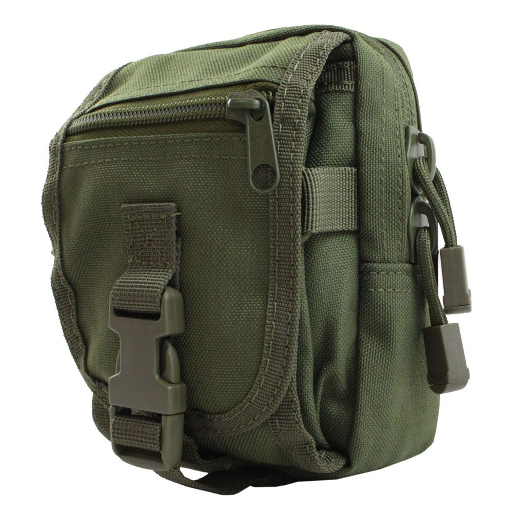 Small Molle Utility Pouch Camouflage Ca