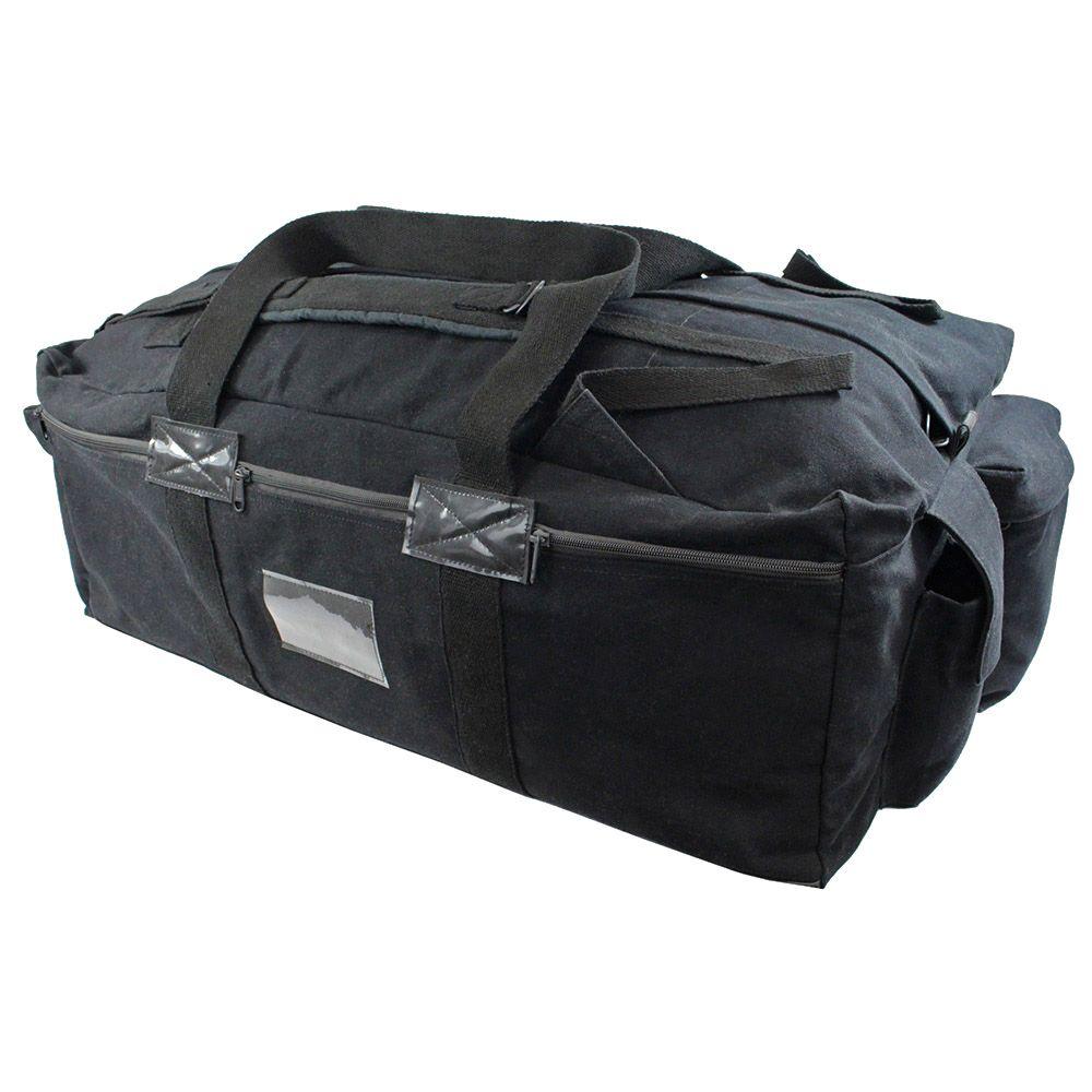 Raven X Canvas Military Style Duffle Bag - 34 Inch  ac3de25ca17c3