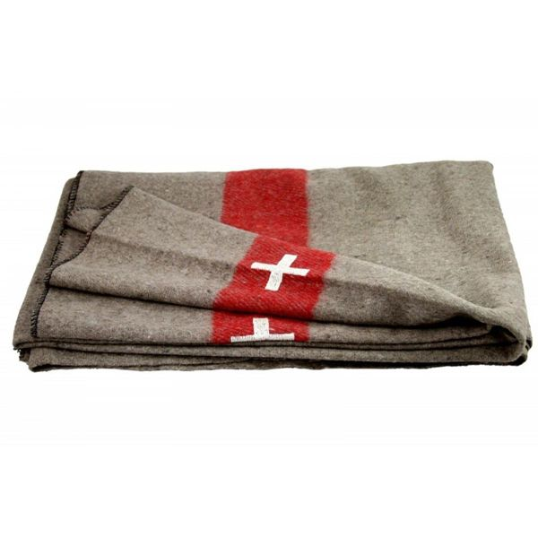 a5c907efdf964 Swiss Link Military Surplus Swiss Army Blanket