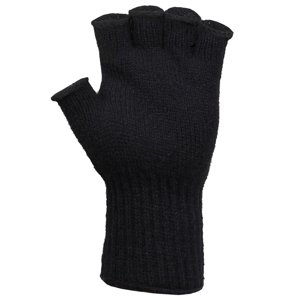 WOOL GLOVE INSERTS LINERS CW LIGHTWEIGHT MEDIUM LARGE GRAY NWT 1809