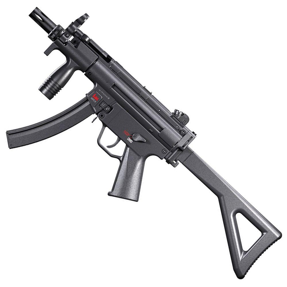 umarex mp5 k pdw bb submachine gun