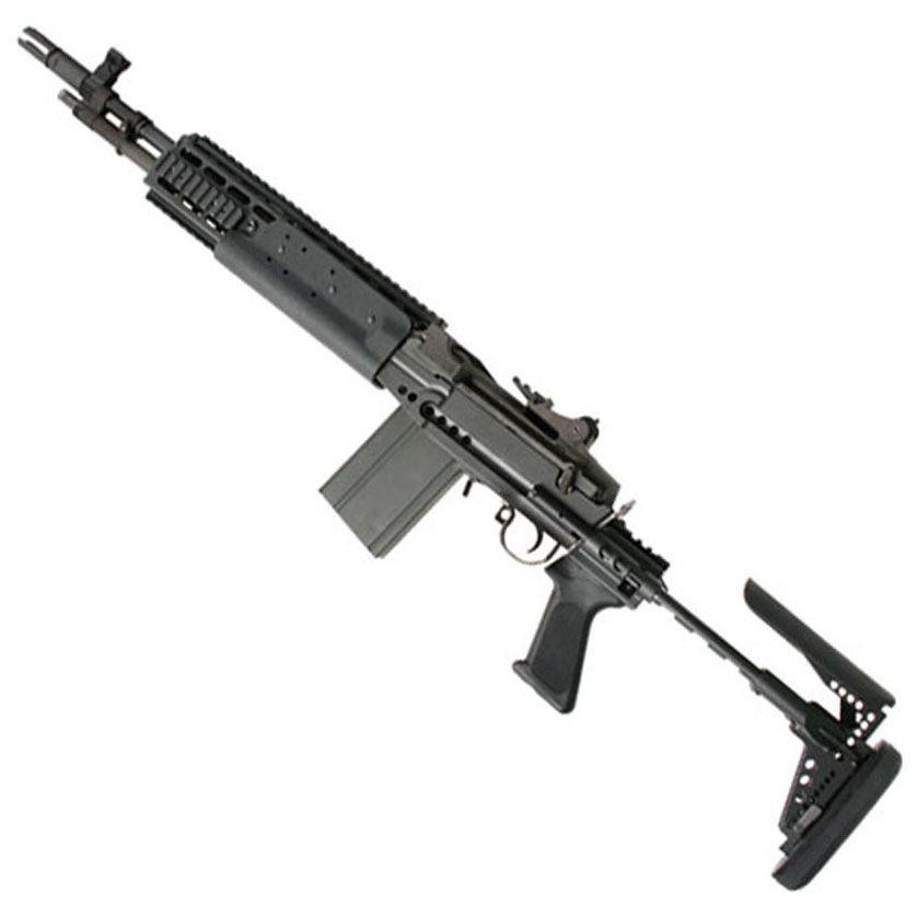WE M14 EBR Airsoft Rifle | camouflage.ca M14 Ebr Rifle