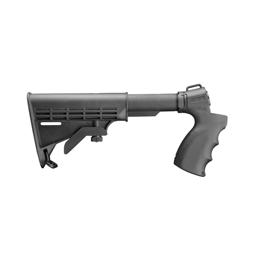 Mossberg 500 Shotgun Pistol Grip W/ 6 Position Stock