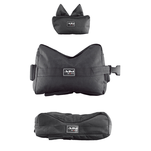 Front & Rear Shooting Bags - 3 Set