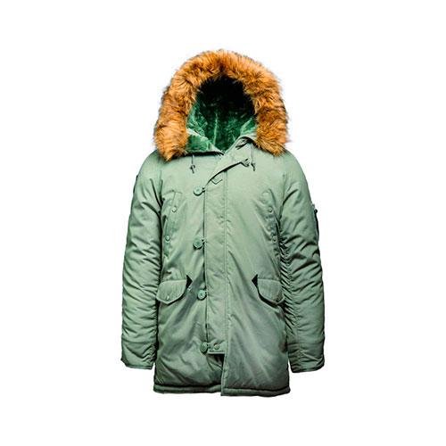 Alpha Altitude Parka Jacket