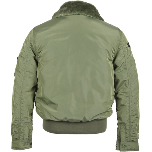 Alpha B-15 Air Frame Flight Jacket