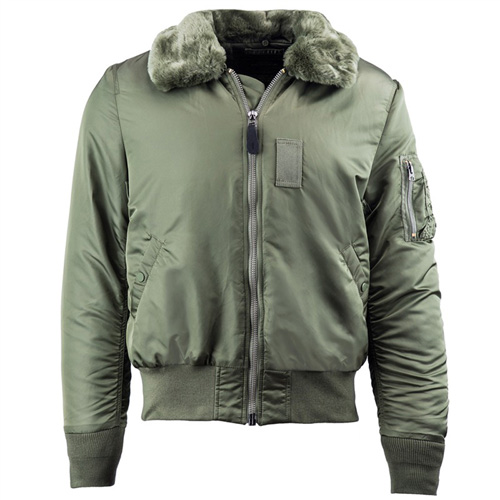 B-15 Slim Fit Flight Jacket