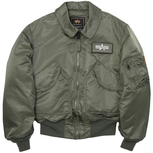 Alpha CWU 45P Flight Jacket