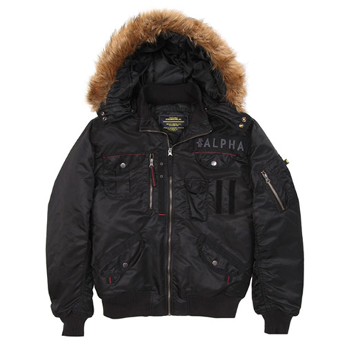 Alpha Deflector Flight Jacket