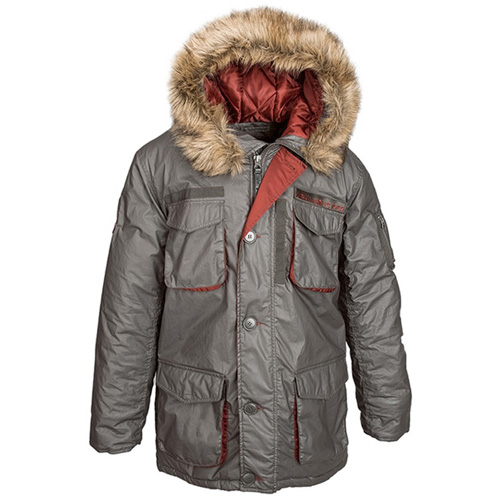 Alpha Glacier Parka Jacket