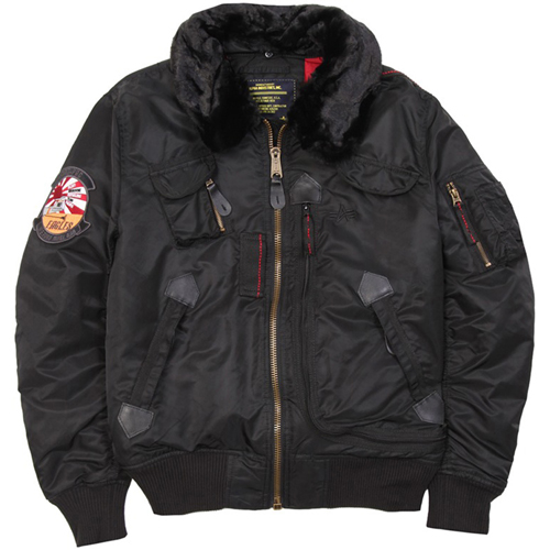 Injector Flight Jacket
