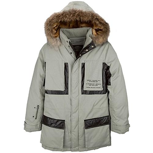 Alpha Ice Cap Parka Jacket