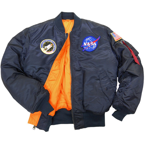 Alpha Nasa MA-1 Flight Jacket