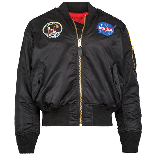 Alpha Apollo MA-1 Flight Jacket