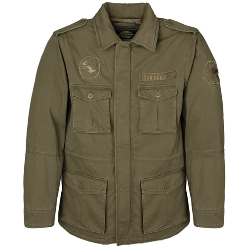 Alpha M-65 Altimeter Coat