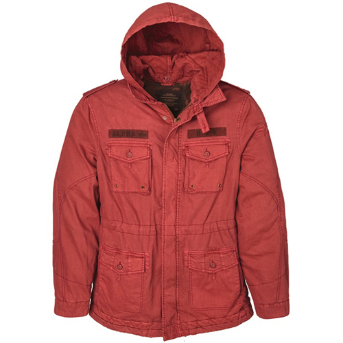 Alpha M-65 Marcher Coat