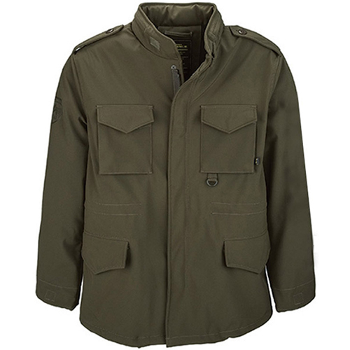 Alpha M-65 Soft Shell Coat