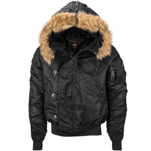 Alpha N2B Short Waist Parka Jacket