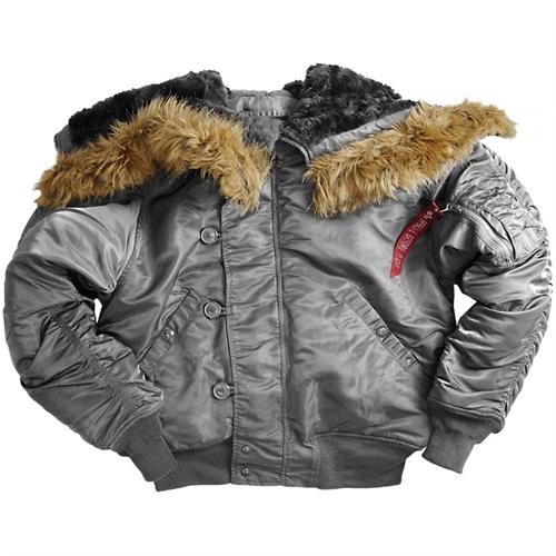 N2B Short Waist Parka Jacket