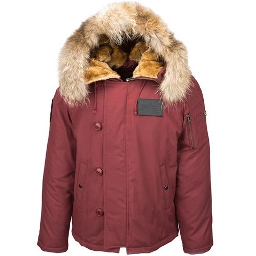 Alpha N-2B Elevon Parka Jacket