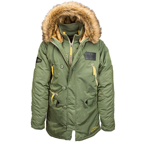 Alpha N-3B Inclement Jacket