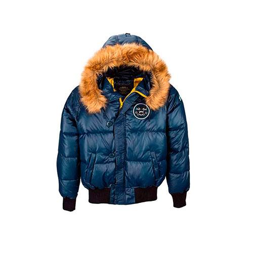 Alpha N-2B Sonic Parka Jacket