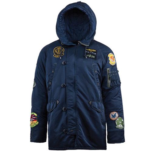 Alpha N-3B Pilot Parka Jacket