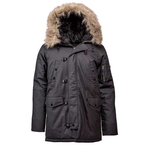Alpha N-3B W3X Parka Jacket