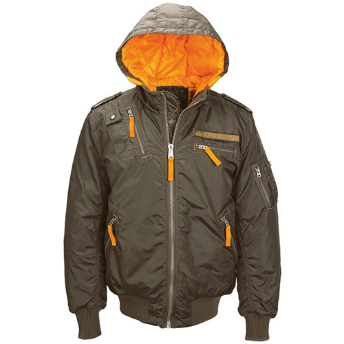 Alpha Stabilizer Utility Jacket