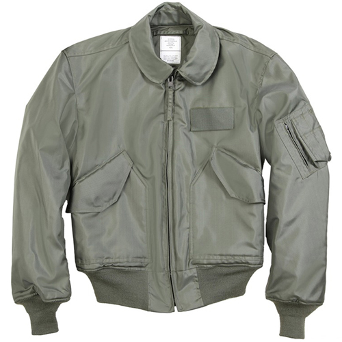 Alpha CWU 45-P Nomex Mil-Spec Flight Jacket