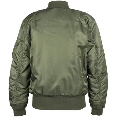 Alpha Womens MA-1 Jacket