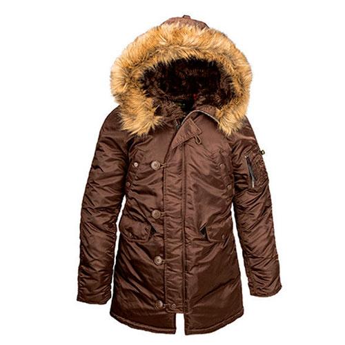 Alpha Womens N-3B Jacket