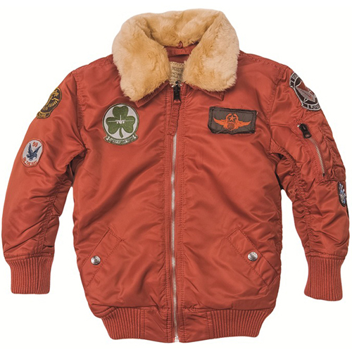 Alpha Kids Maverick jacket