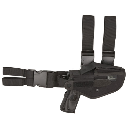 Strike Systems Steyr Black Thigh Holster