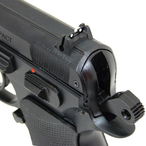 GNB CZ 75D Compact CO2 Airsoft Pistol