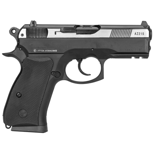 75D Compact Dual Tone GNB 4.5mm CO2 BB Pistol