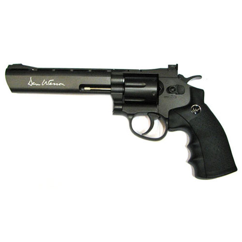 GNB 6 Inch Grey CO2 Airsoft Pistol