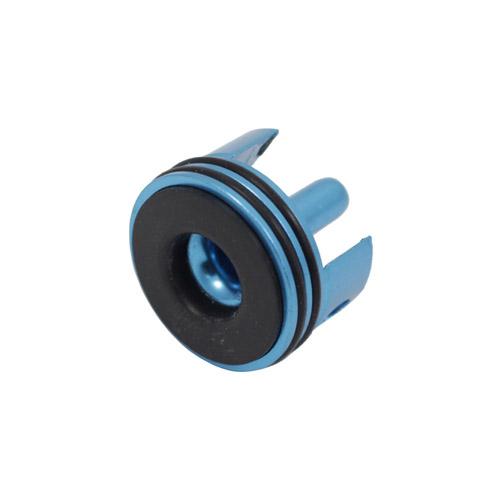 Aluminium Ver 2 Blue Anodized Cylinder Head