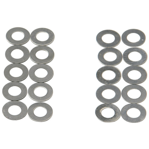 ASG 10 Pieces 0.015mm And 10 Pieces 0.3mm Shim Set