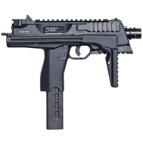MP9 A3 B&T Airsoft Machine Pistol