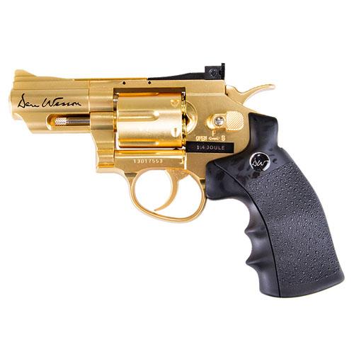 Gold CO2 Revolver