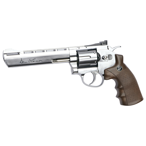Dan Wesson Revolver Handle - Wood Style